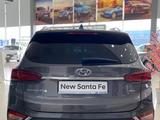 Hyundai Santa Fe 2020 года за 12 890 000 тг. в Шымкент – фото 4