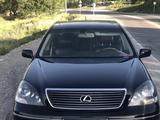 Lexus LS 430 2001 года за 5 000 000 тг. в Алматы