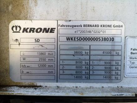 Krone  Profi Liner 2012 года за 5 400 000 тг. в Алматы – фото 19