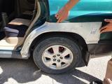 На Subaru Legacy B3, ремчасти задних крыльев, новые металлические за 19 000 тг. в Нур-Султан (Астана) – фото 3