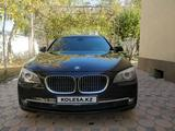 BMW 740 2009 года за 7 000 000 тг. в Шымкент – фото 4