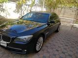 BMW 740 2009 года за 7 000 000 тг. в Шымкент – фото 5