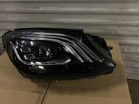 Фара Правая 222 Рестайлинг Mercedes за 562 500 тг. в Нур-Султан (Астана)