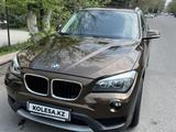 BMW X1 2013 года за 7 500 000 тг. в Алматы