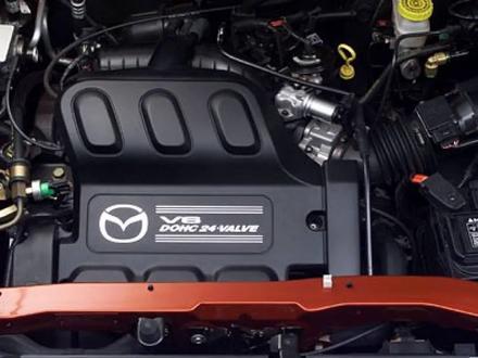 Двигатель Mazda Tribute (мазда трибьют) за 58 000 тг. в Алматы