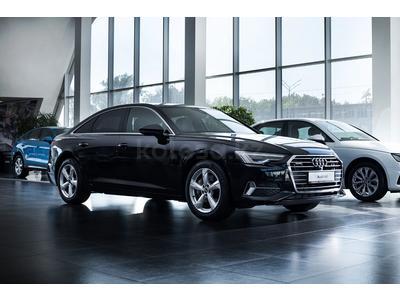 Audi A6 45 TFSI Quattro 2021 года за 30 183 400 тг. в Алматы