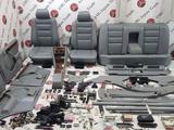 Салон кожа серая на Mercedes-Benz w124 E за 808 138 тг. в Владивосток