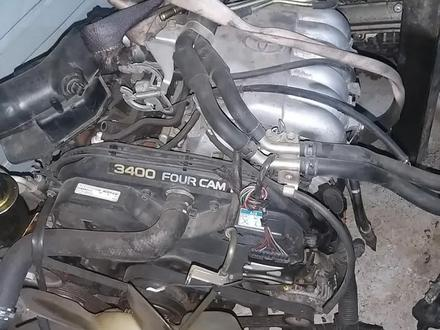Двигатель привозной япония за 100 тг. в Актобе – фото 2