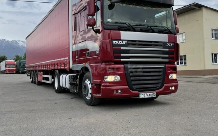 DAF  XF105 460 2012 года за 19 800 000 тг. в Алматы