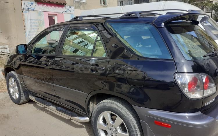 Lexus RX 300 2002 года за 5 600 000 тг. в Семей