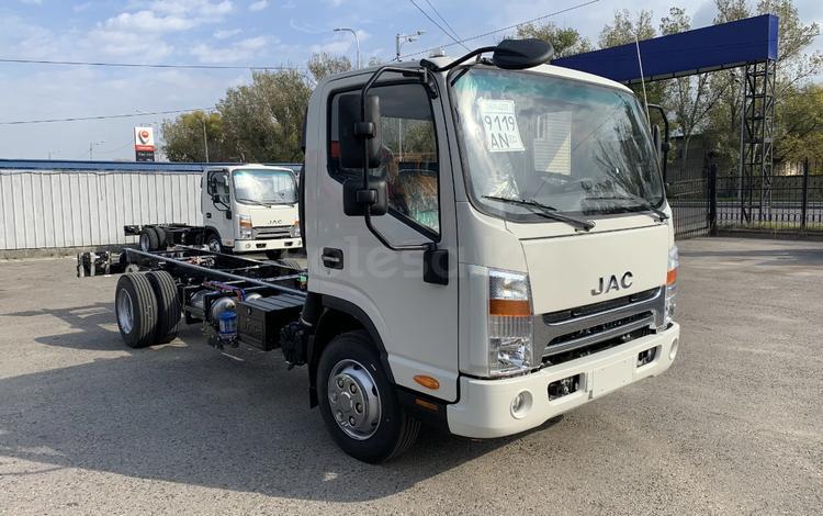 JAC  N 80 2021 года за 12 890 000 тг. в Алматы