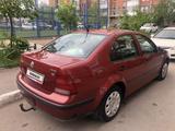 Volkswagen Bora 2000 года за 1 450 000 тг. в Нур-Султан (Астана) – фото 4