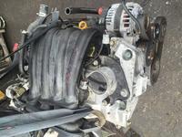 Двигатель на Nissan Note HR15 за 170 000 тг. в Алматы