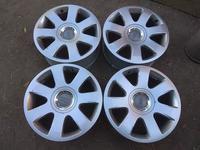 Оригинальные легкосплавные диски на автомашину Audi (Австрия R16 5 за 130 000 тг. в Нур-Султан (Астана)