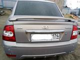ВАЗ (Lada) 2170 (седан) 2007 года за 850 000 тг. в Костанай – фото 3