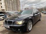 BMW 760 2005 года за 7 000 000 тг. в Уральск