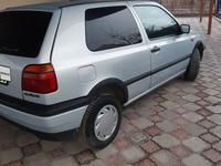 Volkswagen Golf 1993 года за 1 200 000 тг. в Алматы