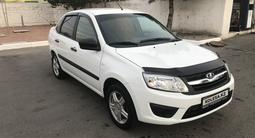 ВАЗ (Lada) Granta 2190 (седан) 2018 года за 2 600 000 тг. в Тараз – фото 5