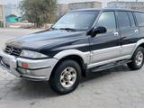 SsangYong Musso 1998 года за 2 000 000 тг. в Актау