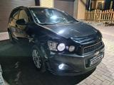 Chevrolet Aveo 2013 года за 3 700 000 тг. в Алматы – фото 5