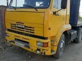 КамАЗ  5 2006 года за 6 200 000 тг. в Шымкент – фото 2
