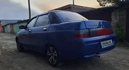ВАЗ (Lada) 2110 (седан) 2003 года за 500 000 тг. в Уральск – фото 5