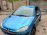 Peugeot 206 2001 года за 1 200 000 тг. в Павлодар