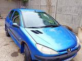 Peugeot 206 2001 года за 1 200 000 тг. в Павлодар – фото 3