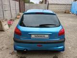Peugeot 206 2001 года за 1 200 000 тг. в Павлодар – фото 4