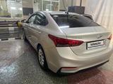 Hyundai Solaris 2018 года за 5 800 000 тг. в Нур-Султан (Астана) – фото 5