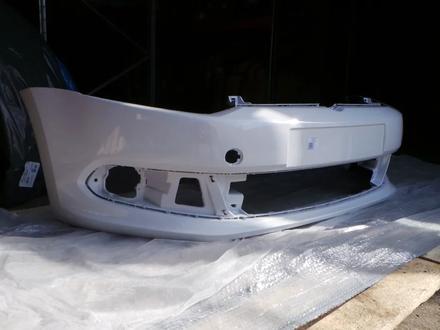 Передний бампер Volkswagen Polo 11- за 29 100 тг. в Алматы – фото 2