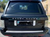 Land Rover Range Rover 2006 года за 9 000 000 тг. в Шымкент – фото 4