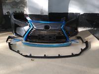 Бампер передний в сборе Lexus RX 200 за 250 000 тг. в Алматы