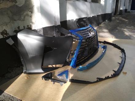 Бампер передний в сборе Lexus RX 200 за 250 000 тг. в Алматы – фото 2