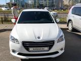 Peugeot 301 2016 года за 4 400 000 тг. в Нур-Султан (Астана)