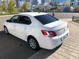 Peugeot 301 2016 года за 4 400 000 тг. в Нур-Султан (Астана) – фото 4