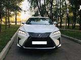 Lexus RX 200t 2017 года за 19 800 000 тг. в Алматы – фото 3