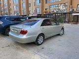 Toyota Camry 2005 года за 4 400 000 тг. в Актау – фото 4