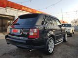 Land Rover Range Rover Sport 2008 года за 7 300 000 тг. в Шымкент