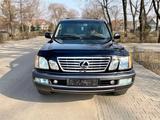 Lexus LX 470 2006 года за 8 600 000 тг. в Алматы – фото 3