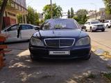 Mercedes-Benz S 430 2004 года за 3 500 000 тг. в Шымкент – фото 3