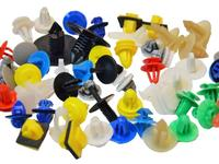 КЛИПСЫ, ПИСТОНЫ, пластиковый крепеж на все автомобили. в Экибастуз