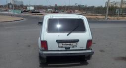 ВАЗ (Lada) 2121 Нива 2013 года за 2 200 000 тг. в Актау – фото 4