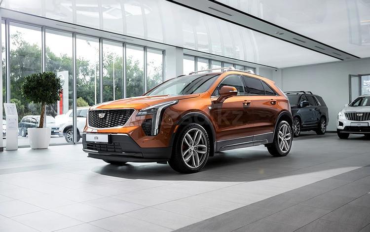 Cadillac XT4 Sport 2021 года за 24 000 000 тг. в Усть-Каменогорск
