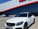Mercedes-Benz C 180 2017 года за 12 900 000 тг. в Караганда