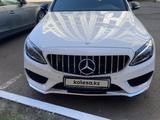 Mercedes-Benz C 180 2017 года за 12 900 000 тг. в Караганда – фото 3