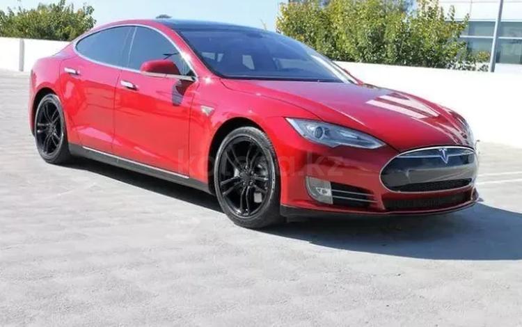 Tesla Model S 2013 года за 18 260 000 тг. в Алматы