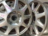 Диски литые, комплект, Toyota mark2, 5*114, 3, r15 (№ 974) за 38 000 тг. в Темиртау