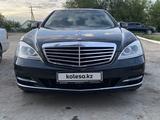 Mercedes-Benz S 350 2012 года за 6 500 000 тг. в Шымкент – фото 2