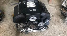 Контрактный двигатель Audi ACK, AMX 2.4-2.8 обьем. Из Японии! за 330 000 тг. в Нур-Султан (Астана) – фото 3